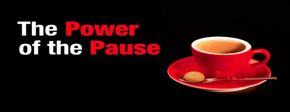 The Power of a Pause in Mediation