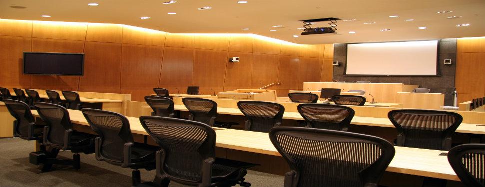Η τεχνολογία στις αίθουσες των δικαστηρίων