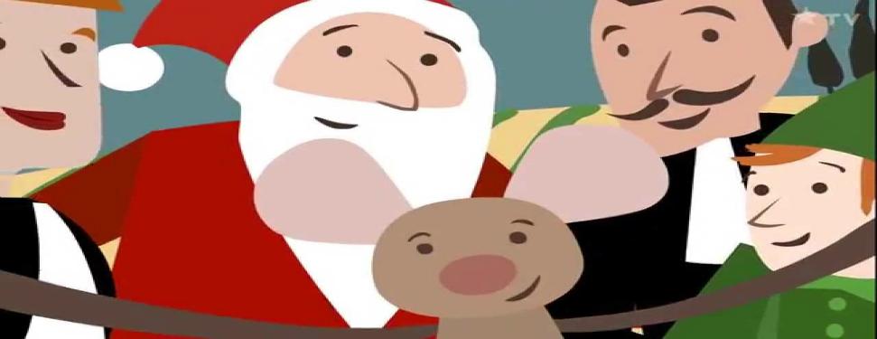 Ο Άη Βασίλης και τα ξωτικά σε διαμεσολάβηση για τα φετινά δώρα!