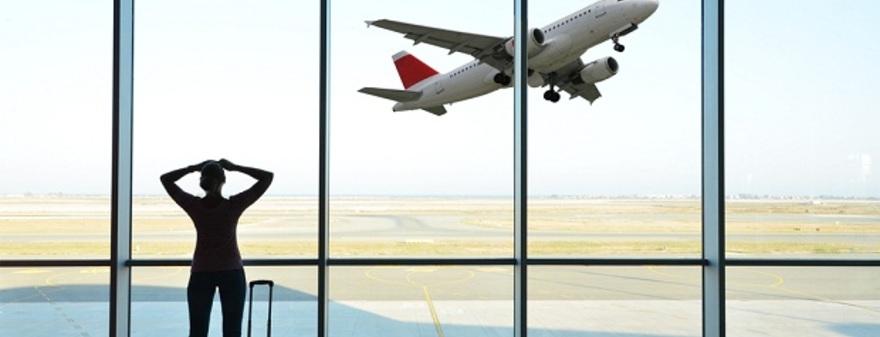 Αποζημίωση 1100 ευρώ γιατί έχασε το αεροπλάνο!