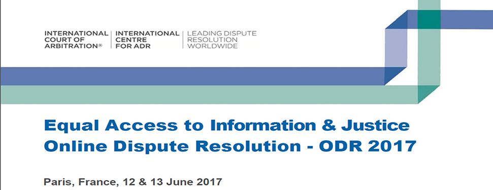 Το ODReurope συμμετέχει στο παγκόσμιο συνέδριο ODR 2017 στο Παρίσι